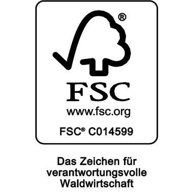 FSC zertifiziert