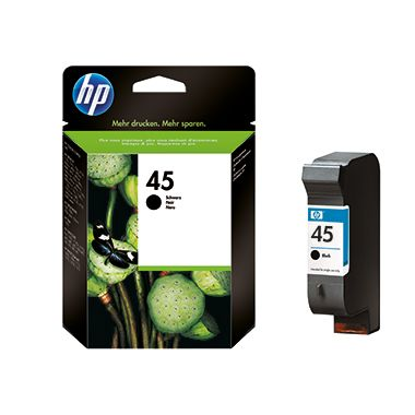 HP Tintenpatrone 45