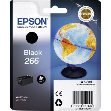Epson Tintenpatrone 266 schwarz