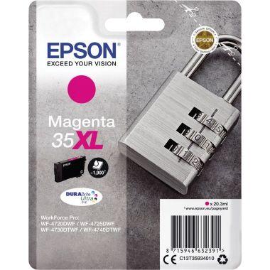Epson Tintenpatrone 35XL magenta