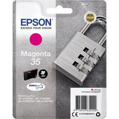 Epson Tintenpatrone 35 magenta
