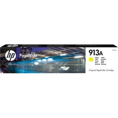 HP Tintenpatrone 913A gelb