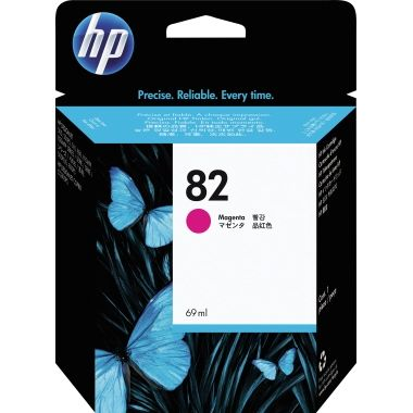 HP Tintenpatrone 82 magenta 69 ml