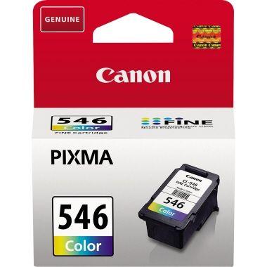 Canon Tintenpatrone CL-546 C/M/Y