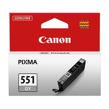 Canon Tintenpatrone CLI-551GY