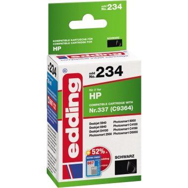 edding Tintenpatrone HP 337