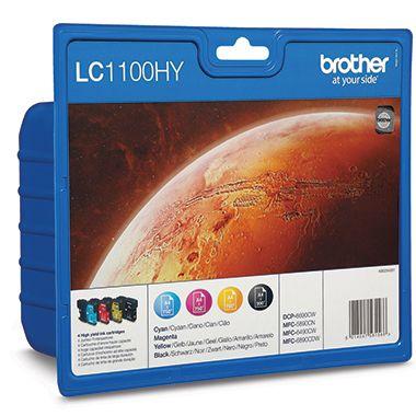 Brother Tintenpatrone LC-1100HY
