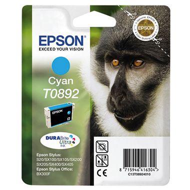 Epson Tintenpatrone T0892 cyan