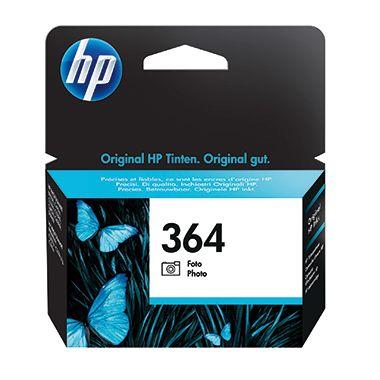 HP Tintenpatrone 364XL ca. 290 Fotos (10 x 15 cm)