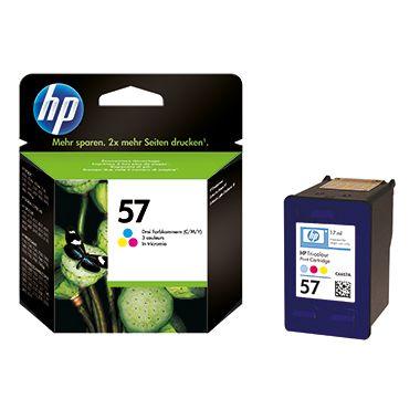 HP Tintenpatrone 57 17 ml