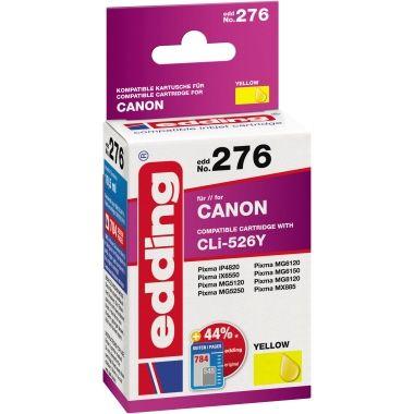 edding Tintenpatrone Canon CLI526Y