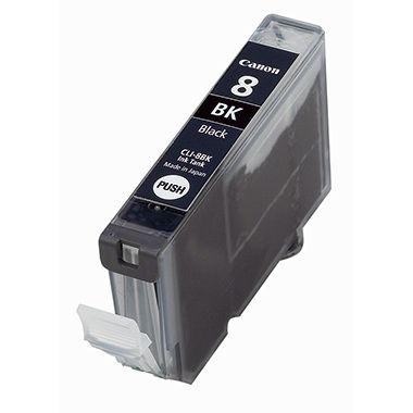 Canon Tintenpatrone CLI-8BK schwarz